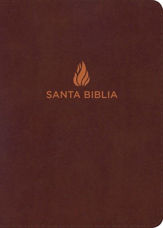 Spanish RVR 1960 Giant Print Reference Bible