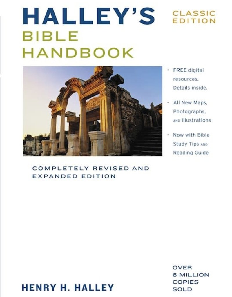 Halley's Bible Handbook: Classic Edition (Revised & Expanded)