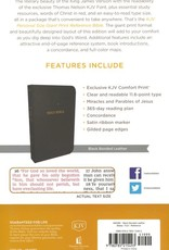 KJV Reference Personal Size Giant Print Bible