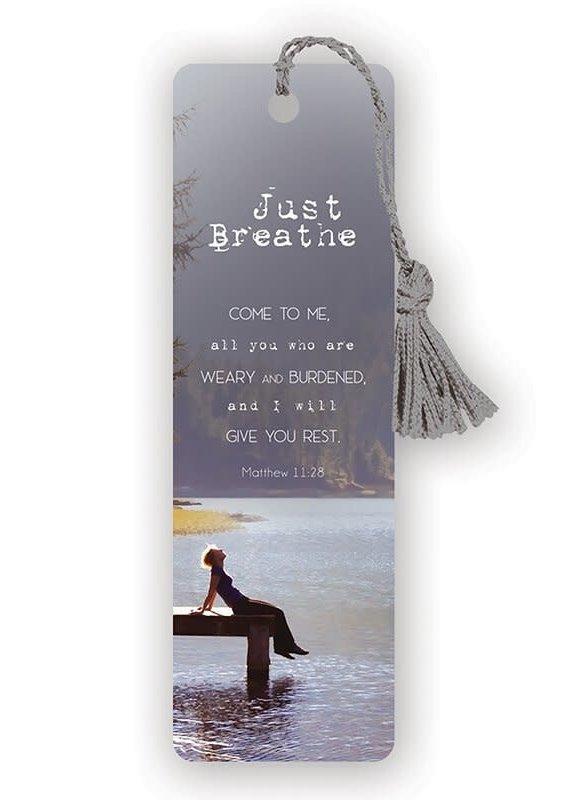 Bookmark Just Breathe