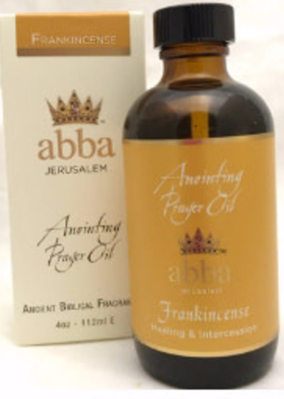 Anointing Oil Frankincense 4 Oz