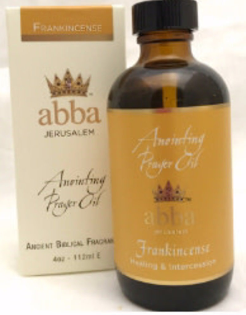 Anointing Oil-Frankincense-4 Oz
