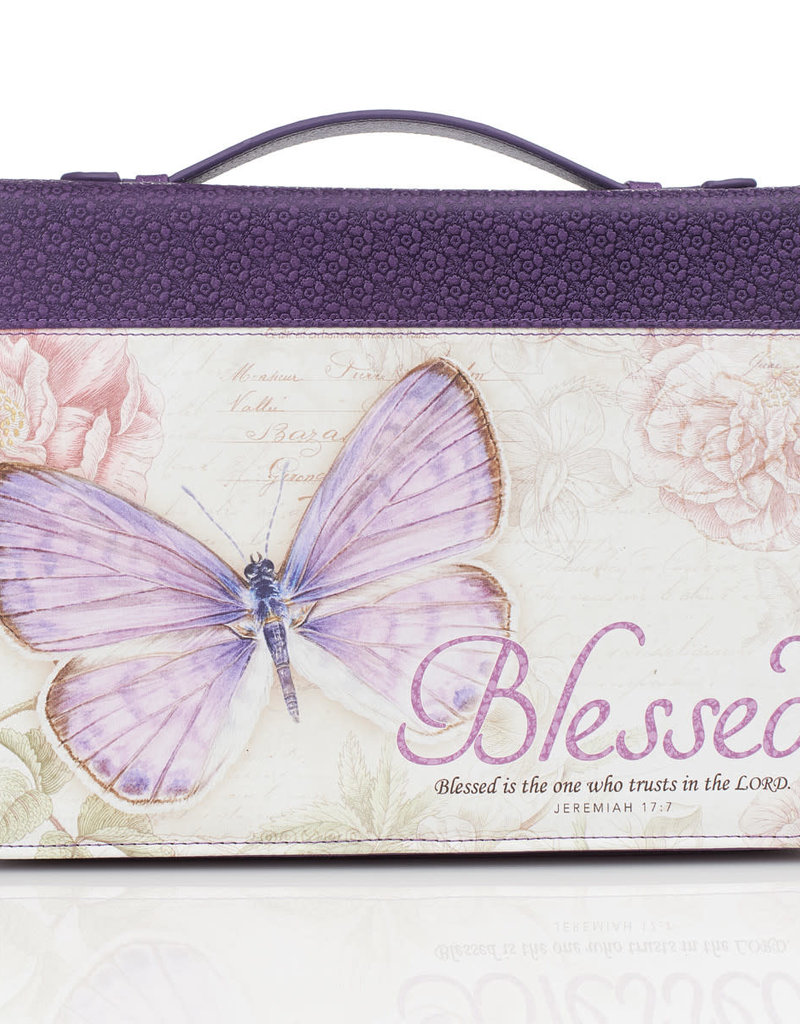 Bible Cover Butterfly Blessings