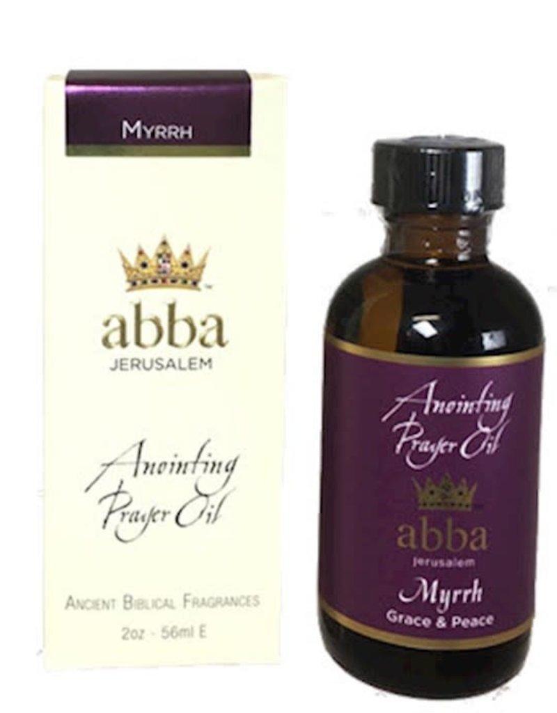 Anointing Oil-Myrrh-2 Oz