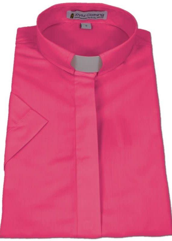 Clergy Shirt Joyful Fuschia