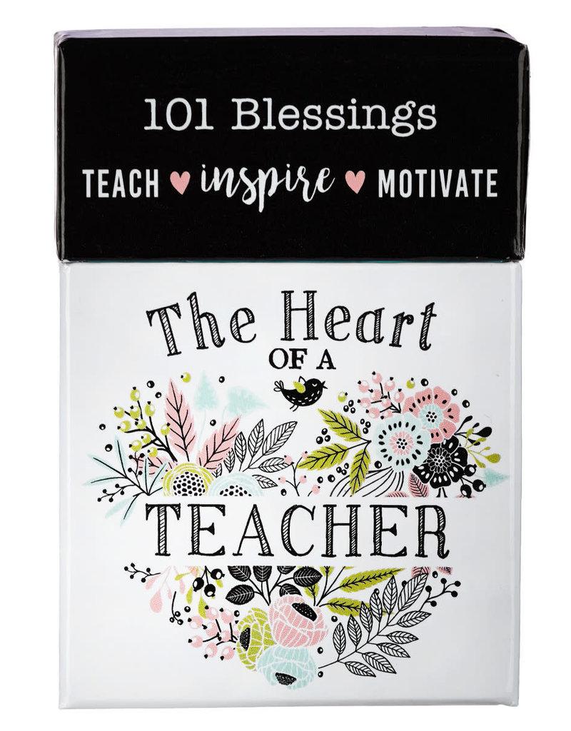 Box of Blessings-Heart Of A Teacher