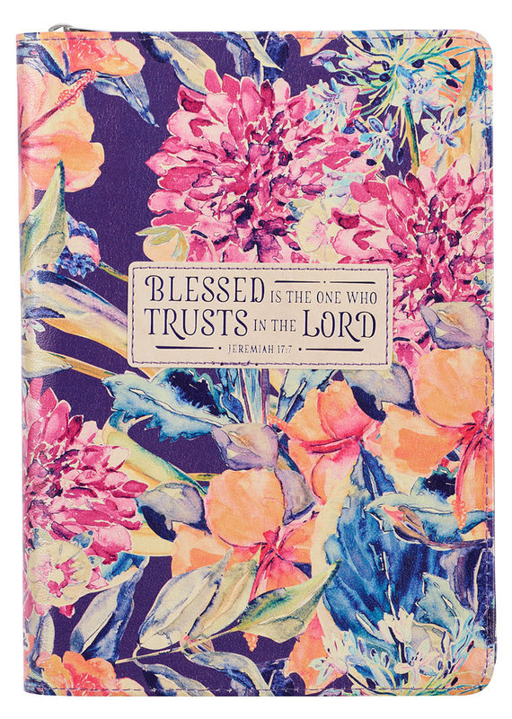 Journal  Blessed Is The One