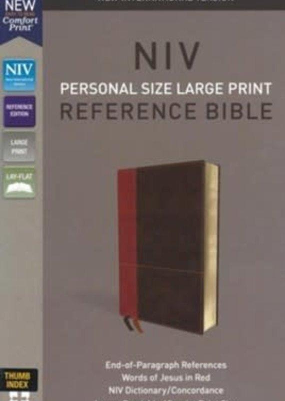 NIV Personal Size Large Print Reference Bible