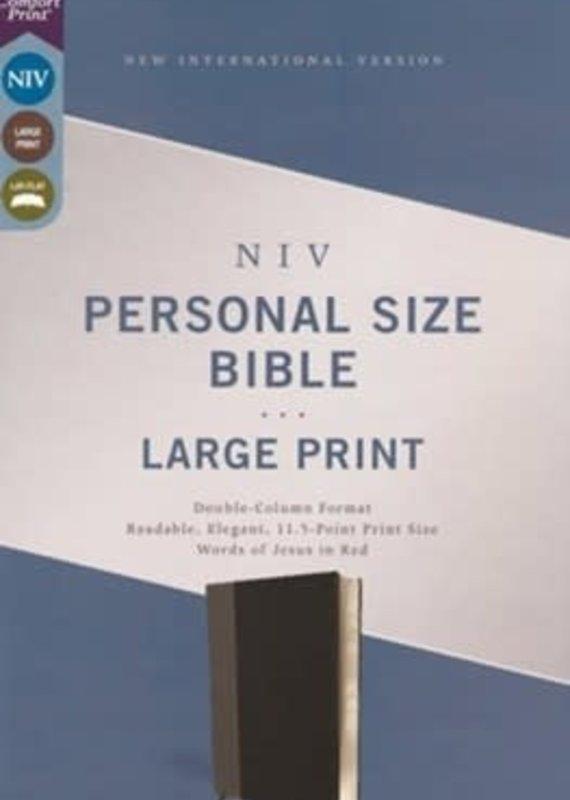 NIV Personal Size Large Print Bible