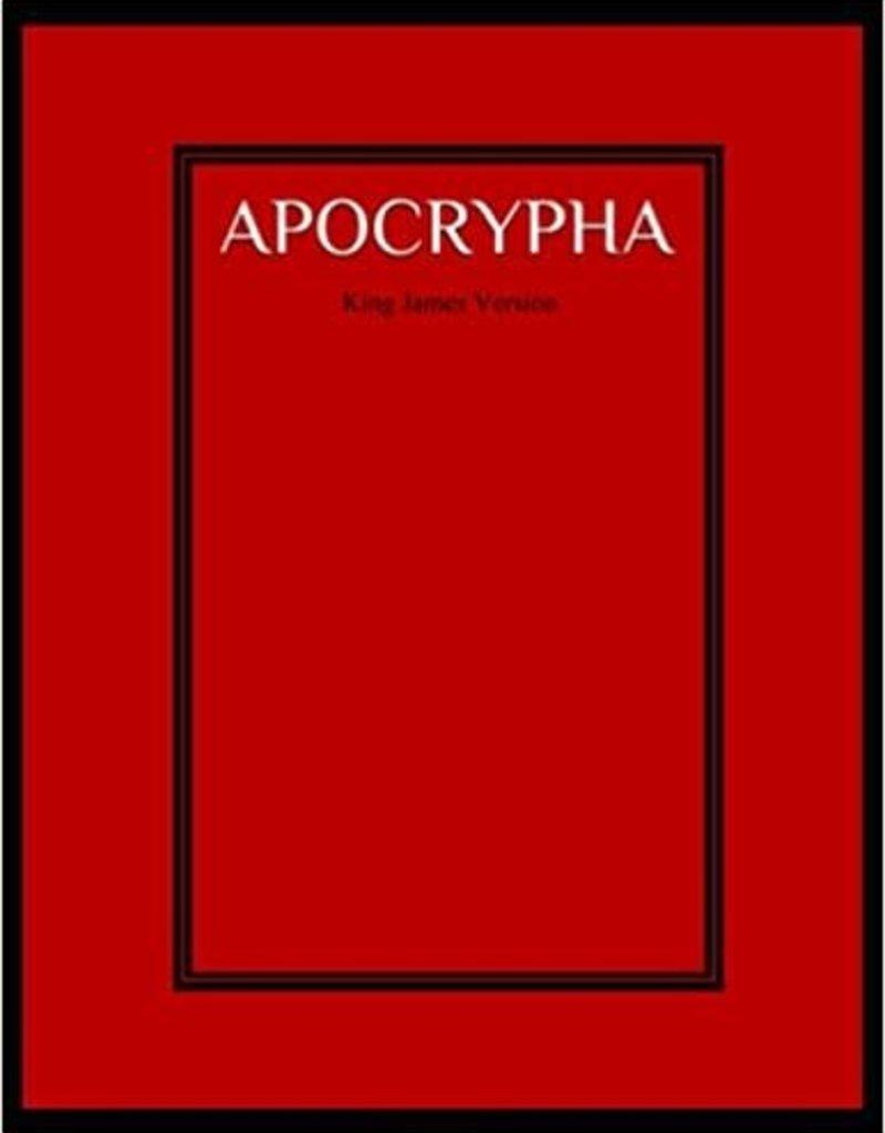 Apocrypha, King James Version
