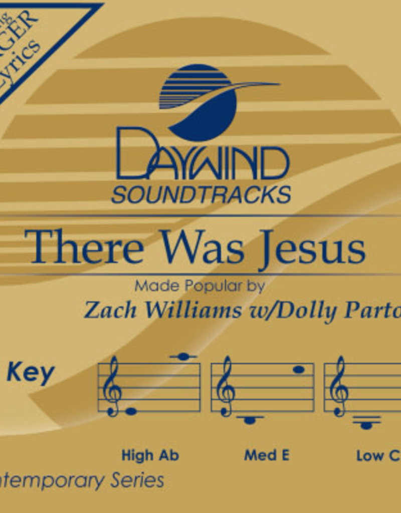 AC - There Was Jesus