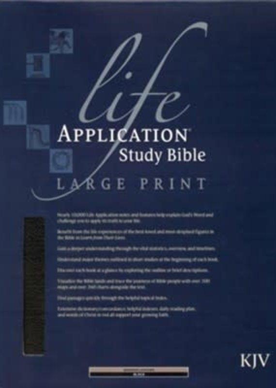 KJV Life Application Study Bible 2nd Edition