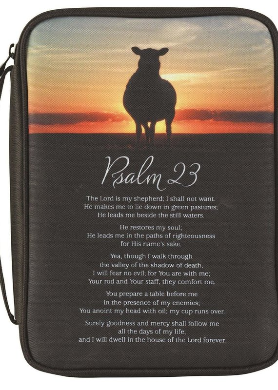 Bible Cover Psalm 23 Large