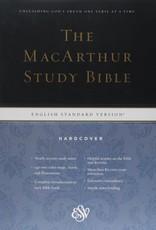 ESV MacArthur Study Bible-HC