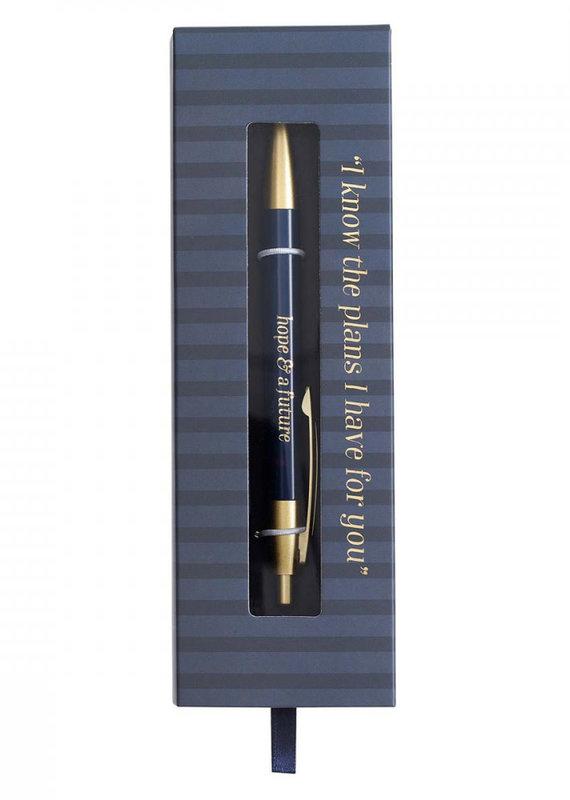Hope & a Future Navy Classic Pen