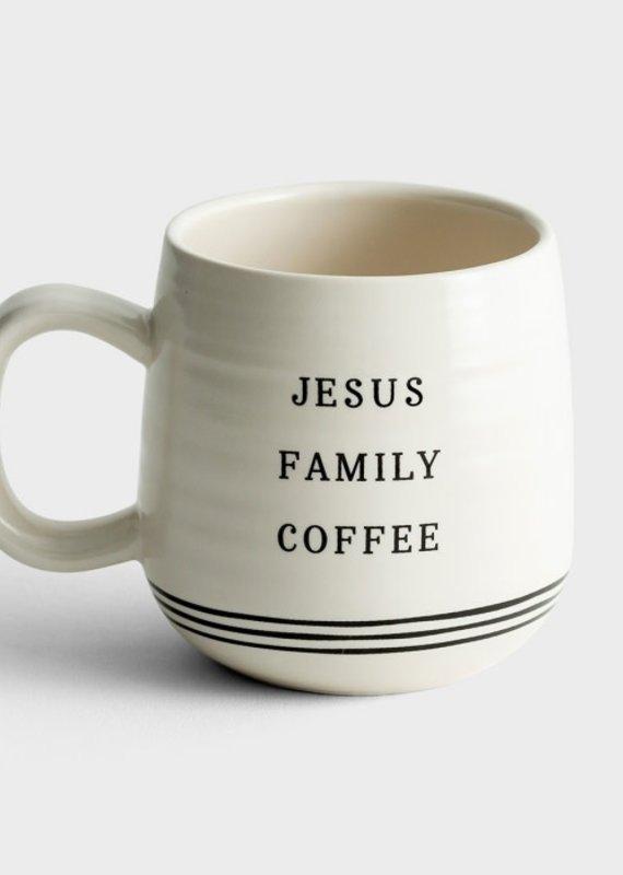 Mug Jesus Family Coffee
