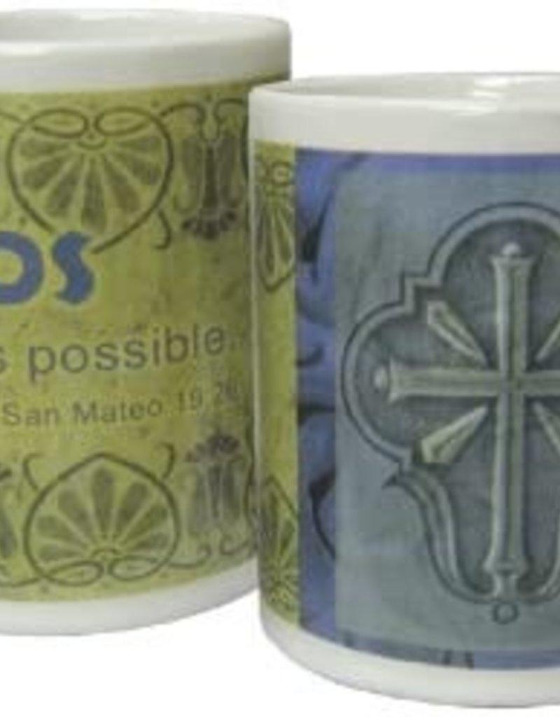 Mug Spanish Dios