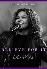 Audio CD-Winans -Believe For It (Live)