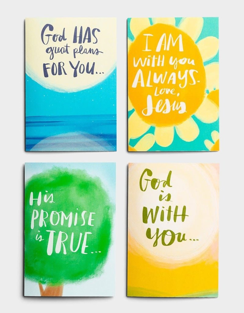 Boxed Cards Care concern God with you
