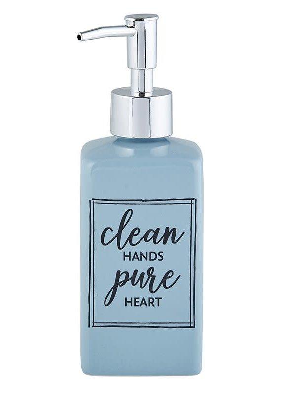 Soap Dispenser  Clean Hands