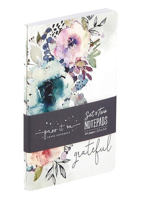 Notepad Set Gratitude