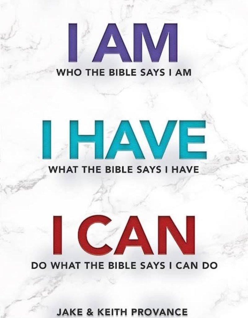 I Am Who the Bible Says I Am
