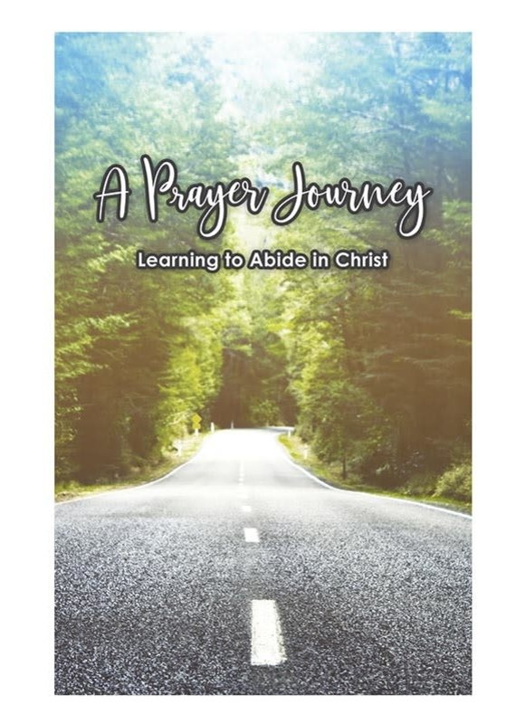 Prayer Journey Devotional Book