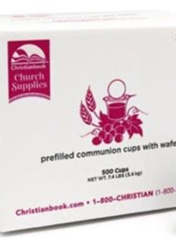 Christianbook Prefilled Communion Cups