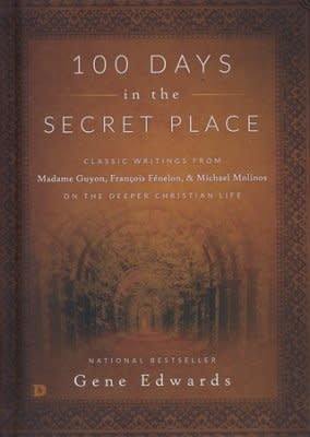 100 Days in The Secret Place Vol 1