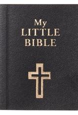 MY LITTLE BIBLE - BLACK 9781869204372