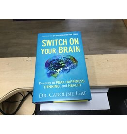 BakerBooks Switch On Your Brain Hardcover