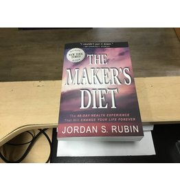 Destiny Image The Maker's Diet