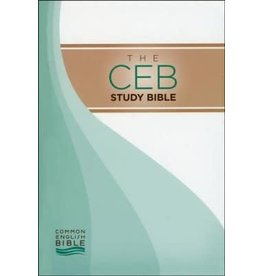 Abingdon Press CEB Study Bible Hardcover