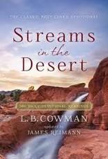 Zondervan Streams In The Desert Softcover