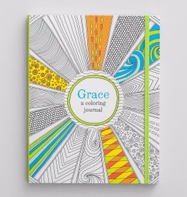 Grace Coloring Journal