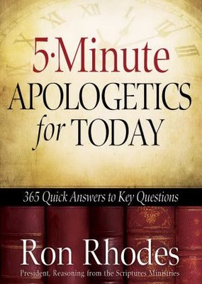 Harvest House 5 Minute Apologetics For Today