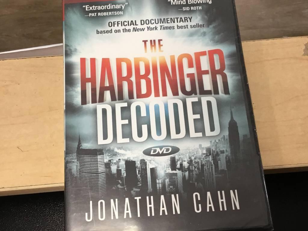 DVD - Harbinger Decoded
