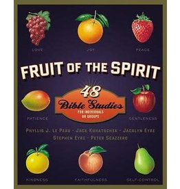 Zondervan Fruit of the Spirit 48 Bible Studies for Individuals or Groups