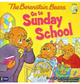 Berenstain Bears Go to Sunday School