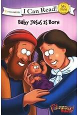 Beginner's Bible Baby Jesus Is Born