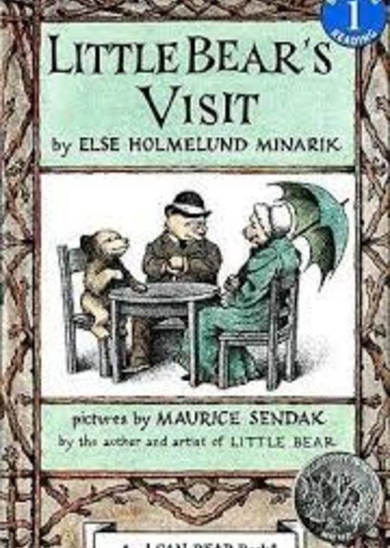 HarperCollinsPublishers Little Bear's Visit
