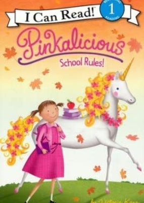 HarperCollinsPublishers Pinkalicious: School Rules!