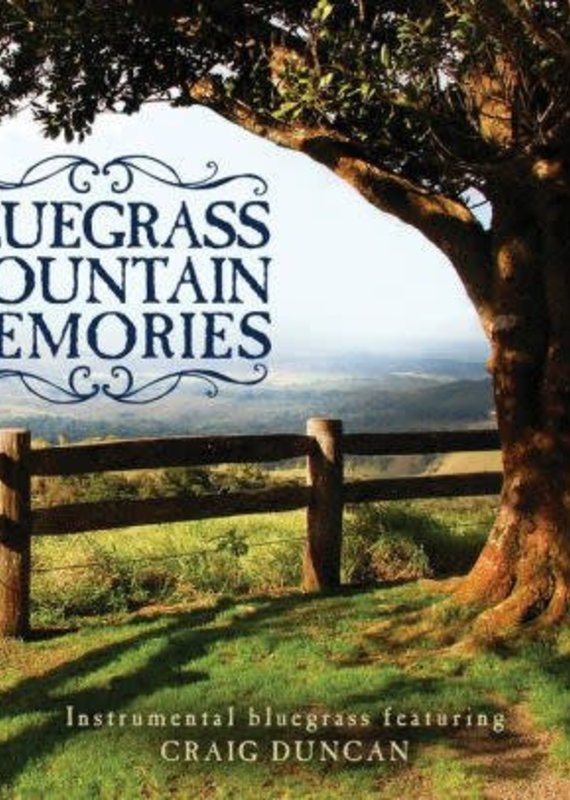 Green Hill CD - Bluegrass Mountain Memories (792755588925)