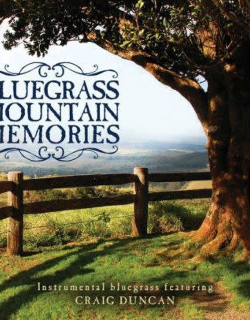 Green Hill CD - Bluegrass Mountain Memories (792755588925)