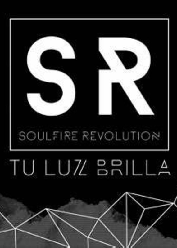 Dream Records CD - Soulfire Revolution Tu Luz Brilla