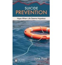 Hope For The Heart Suicide Prevention (Hope For The Heart) (Single) 9781596366800