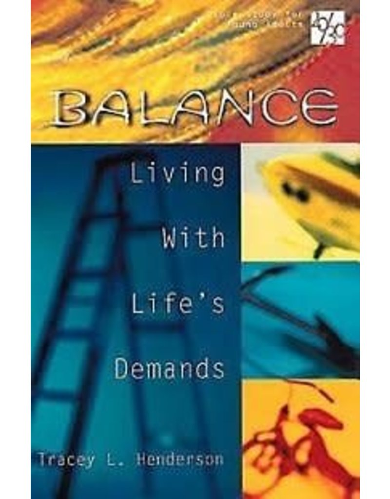 Abingdon Press 20/30 Bible Study for Young Adults Balance