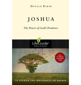 IVP Books Joshua (Lifeguide Bible Study) The Power Of God'S Promises