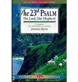 IVP Books The 23rd Psalm The Lord Our Shepherd