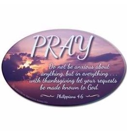 Christian Tools Magnet - Pray (615122140703)